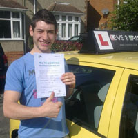 driving instructors in reading - love 2 pass