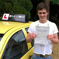 learn to drive in wokingham
