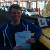 driving lessons in reading- love 2 pass