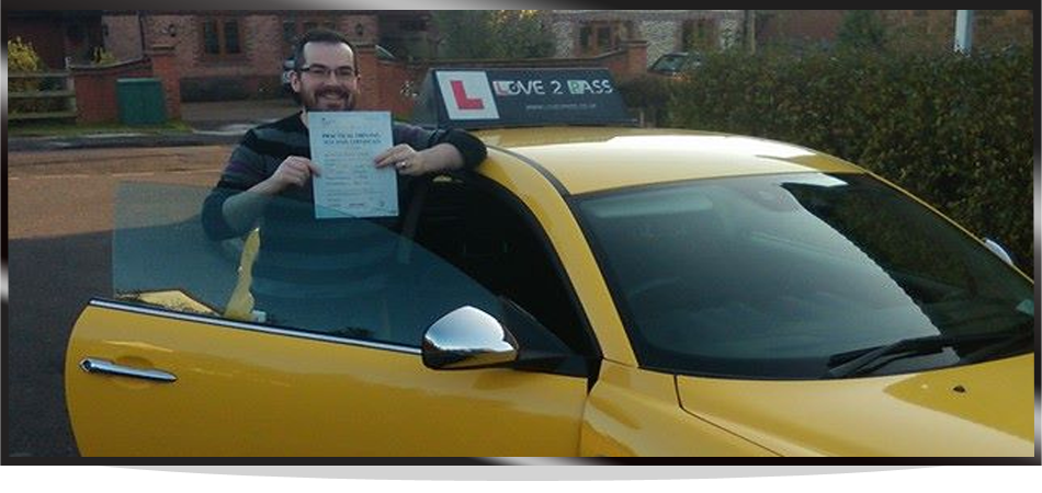 driving school in Reading